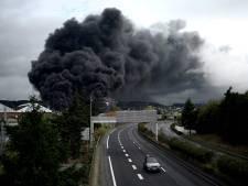 Lubrizol mis en examen pour les dégâts environnementaux causés par l'incendie de l'usine de Rouen