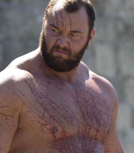 """""""La Montagne"""" de """"Game of Thrones"""" dévoile son incroyable transformation physique"""