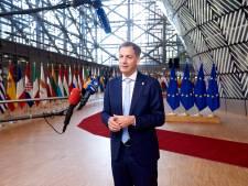 Au sommet européen, De Croo prône une coopération avec pays tiers et solidarité entre États membres pour la migration