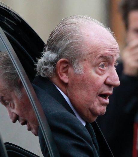 Juan Carlos gespot in Abu Dhabi, mogelijk onderweg naar Nieuw-Zeeland