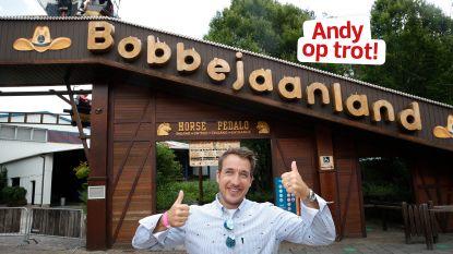 """Andy Peelman praat met Jack Schoepen, de zoon van Bobbejaan: """"Ik ben volop bezig met de opstart van mijn eigen pretpark, Captain Jack, met als thema luchtvaart"""""""