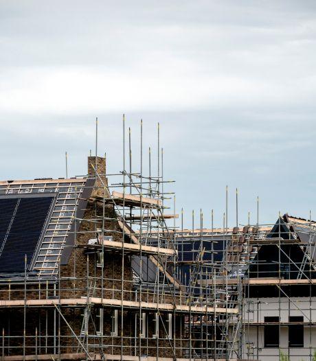 Slechts één inschrijving voor bijzonder bouwplan in Kamper nieuwbouwwijk