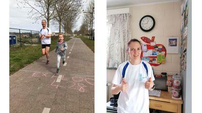 Virtuele jogging van UGent lokt recordaantal deelnemers: lopen in de buurt en resultaten delen online
