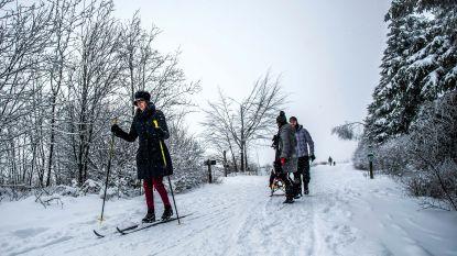 Als sneeuw voor de zon aan het verdwijnen, maar nog zestien skicentra open