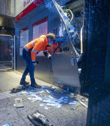 'Aantal door criminelen gefabriceerde zware explosieven bijna verdrievoudigd'