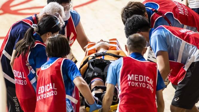 Laurine van Riessen na twee weken in ziekenhuis in Tokio eindelijk thuis: 'Uiteindelijk mag ik niet klagen'