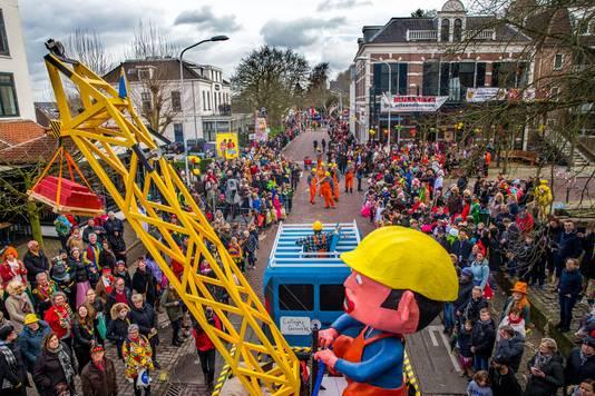 Code geel, rood én groen in Beek | Carnaval 2019 | gelderlander.nl
