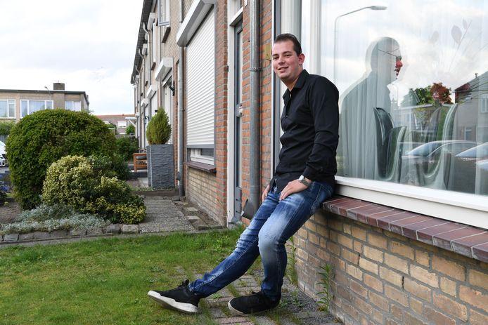 GOIRLE  Jan Stads / Pix4Profs.  Serie volkszangers, Youri Broers