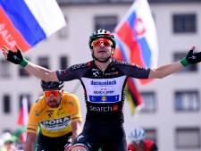 Viviani klopt Sagan en pakt tweede etappezege op rij