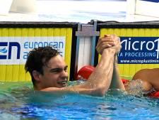 Nijmegenaar Nyls Korstanje zwemt op 100 meter vlinderslag naar Spelen