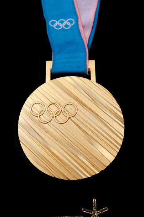 De medaillespiegel