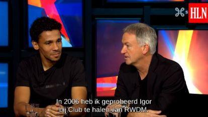 De Camargo legt uit waarom hij Club Brugge in 2006 links liet liggen voor Standard
