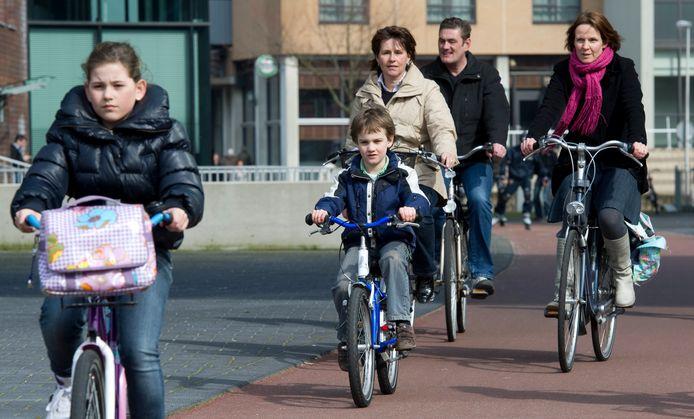 Fietsers in Zoetermeer zijn bezorgd om hun veiligheid.
