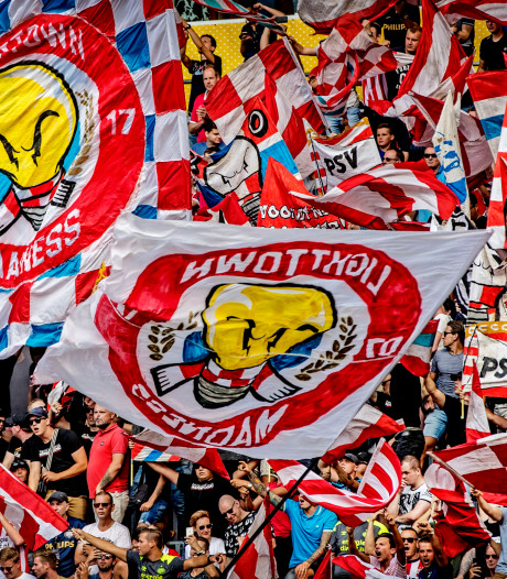 Supportersvereniging PSV over noodplan competitieslot: 'Houd rekening met supporters'