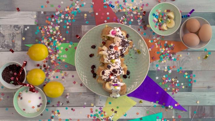 Met deze truc snijd je je taart in perfecte stukken!