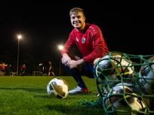 Amateurvoetbal past bij Deion Haesakkers: 'Anders moet je te veel dingen laten vallen'