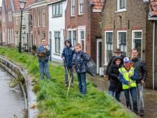 Ongeorganiseerde groep houdt Schipluiden schoon: 'Ik erger me groen en geel aan al die rommel'