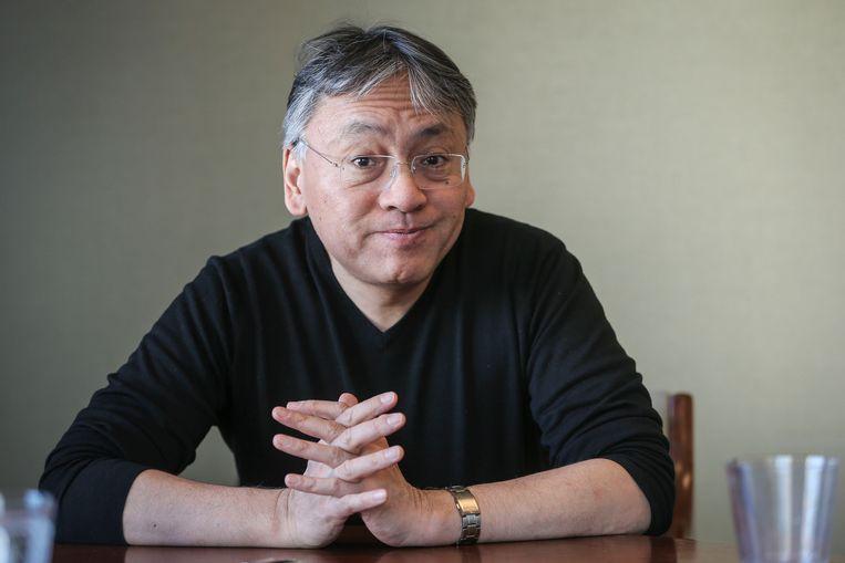 Kazuo Ishiguro Beeld Toronto Star via Getty Images