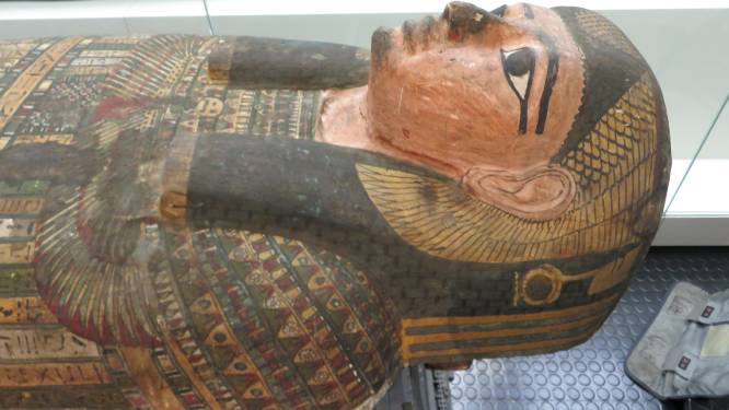 """Studie: """"Mummies wellicht duizend jaar ouder dan we denken"""""""