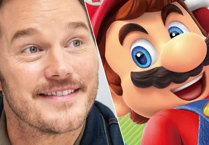 Chris Pratt wordt Mario.