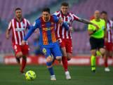 Barcelona grijpt naast koppositie na gelijkspel tegen Atlético