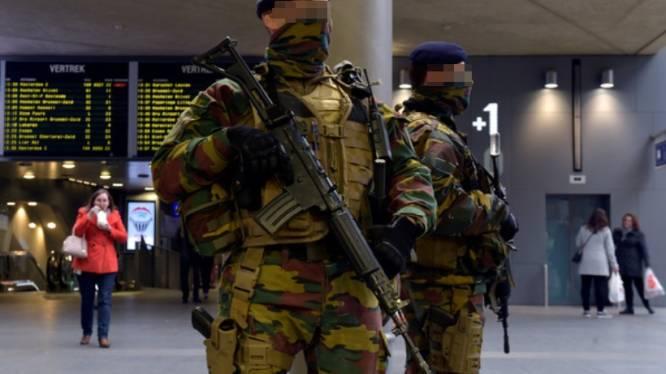 Militairen verdwijnen in verschillende fasen uit straatbeeld