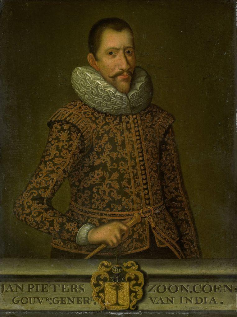 Jan Pietersz. Coen (1587-1629), vanaf 1617 gouverneur-generaal van de VOC. Beeld Het Rijksmuseum