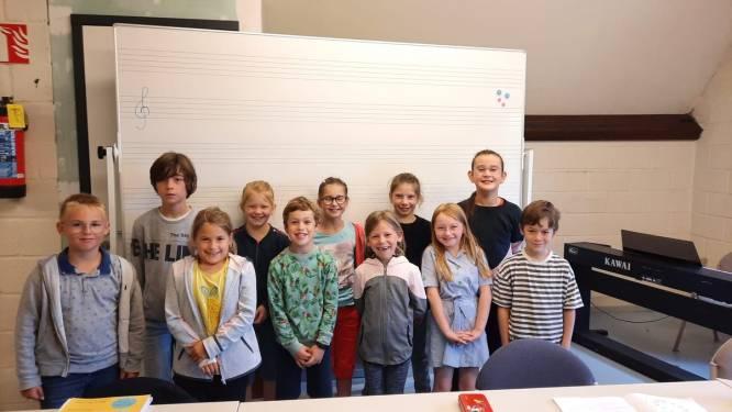Vestiging dé Academie in de Sceure: podiumkriebels en muziekatelier
