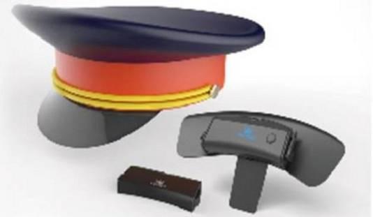 Une société de transports de Shanghai a équipé ses conducteurs de train de casquettes avec capteurs.