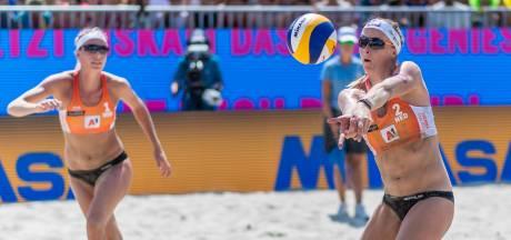Beachvolleybalster Madelein Meppelink: derde Olympische Spelen, drie keer met iemand anders