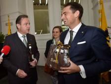 Le Vlaams Belang aura un deuxième entretien avec Bart De Wever