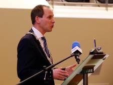 Burgemeester Anton Ederveen pleit tijdens nieuwjaarstoespraak voor een 'mini-versie' in Valkenswaard