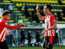 Schmidt denkt dat Malen en Zahavi prima samen kunnen spelen bij PSV: 'Het had allemaal tijd nodig'