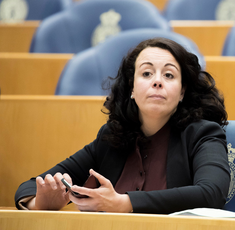 Salima Belhaj van D66