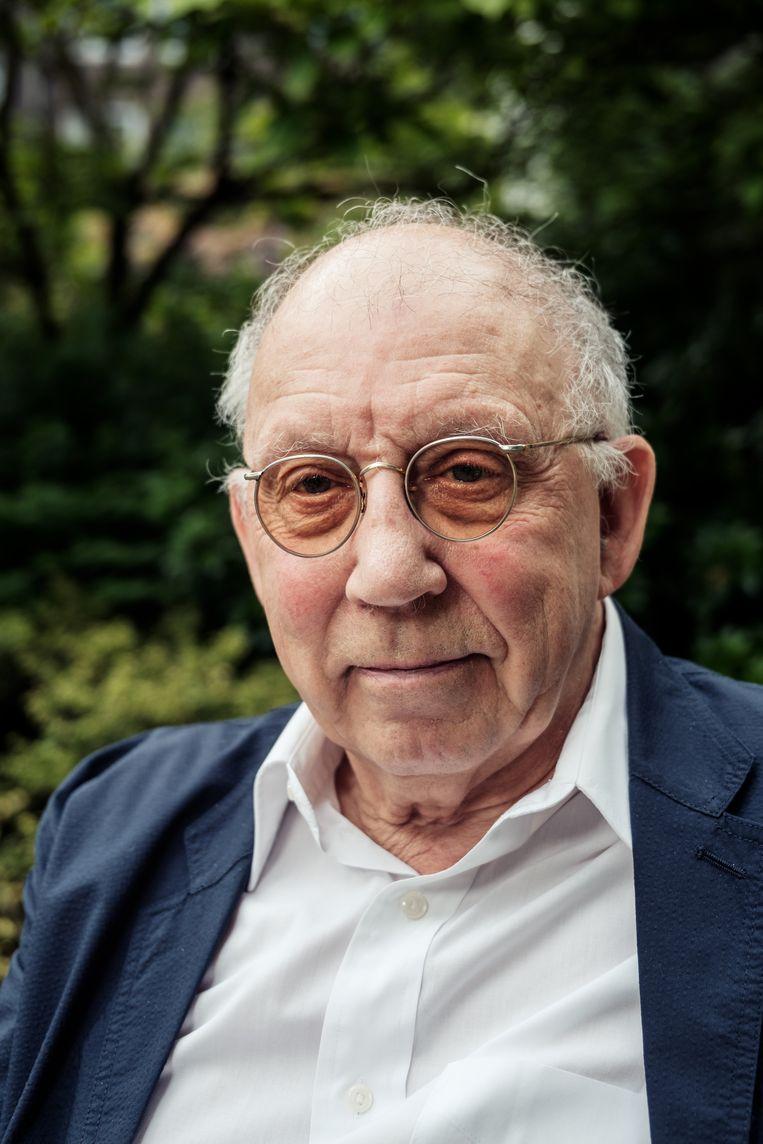 Paul Binnerts: 'Wat zich in het hoofd en hart van mijn familie afspeelde, stond niet in de documenten.' Beeld Jakob van Vliet