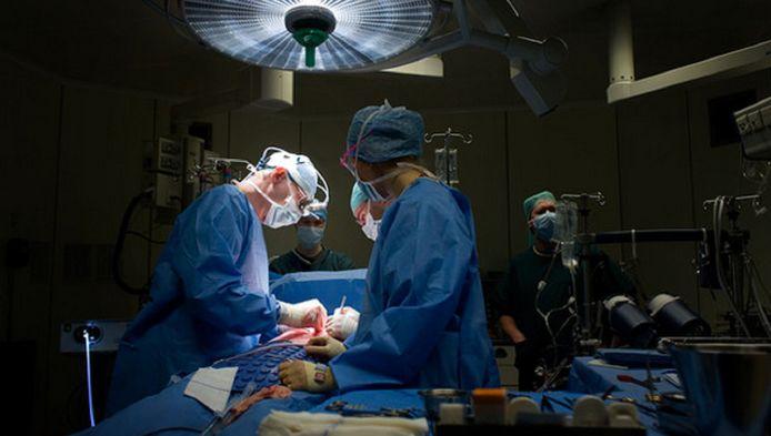 Een open hartoperatie in het Hagaziekenhuis. Foto ter illustratie.