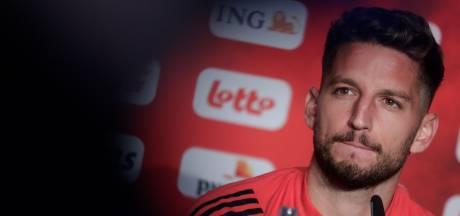 Dries Mertens a été opéré de l'épaule gauche