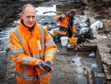 Opwinding over unieke archeologische vondst in Oud-Beijerland 'Dit leidt ons terug naar het begin van het dorp'