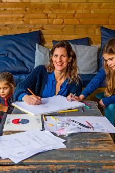 Prentenboek voor en over zieke Maas: 'Mijn moederhart huilt'