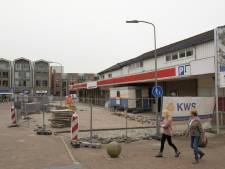 'Zo snel mogelijk sloop oude winkelcentrum in 't Harde'