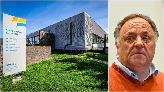 Onder meer het sportcentrum en het zwembad in Bredene worden gesloten. Marc Van Ranst kan begrip opbrengen voor de drastische coronamaatregelen van de gemeente.