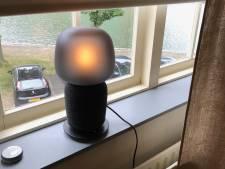 Ikea combineert sfeer en design met 'tafellampspeaker'