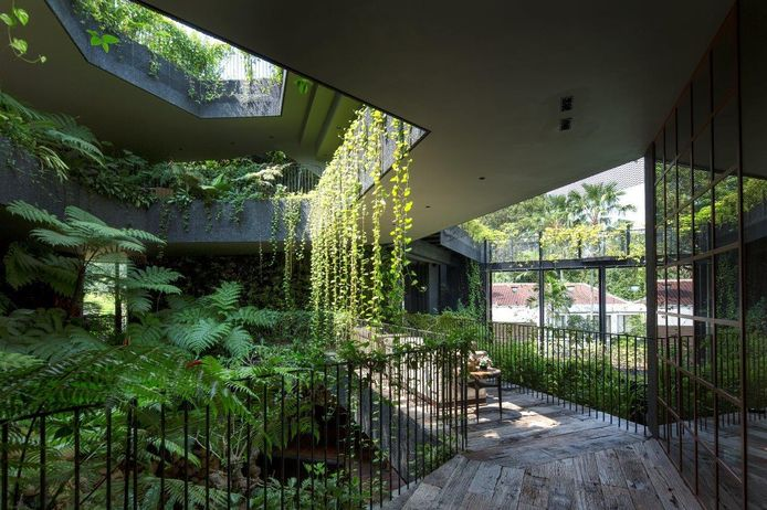 Chang Architects