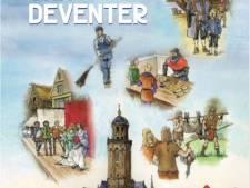 4.800 basisschool kinderen krijgen 'Kinderen van Deventer'