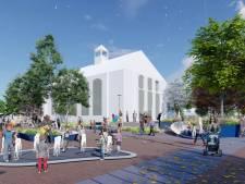 Nieuw Kerkplein moet met fontein en speeltuin voor meer levendigheid in Bruinisse zorgen