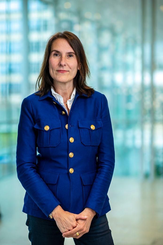 Sylvia van Es.