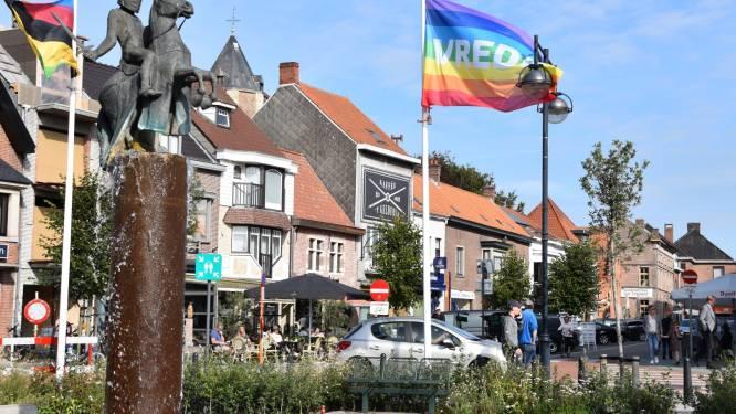 Vandaag wappert vredesvlag in Maldegem… en wel daarom