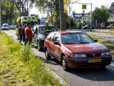 Drie auto's betrokken bij kettingbotsing op Burgemeester van Reenensingel
