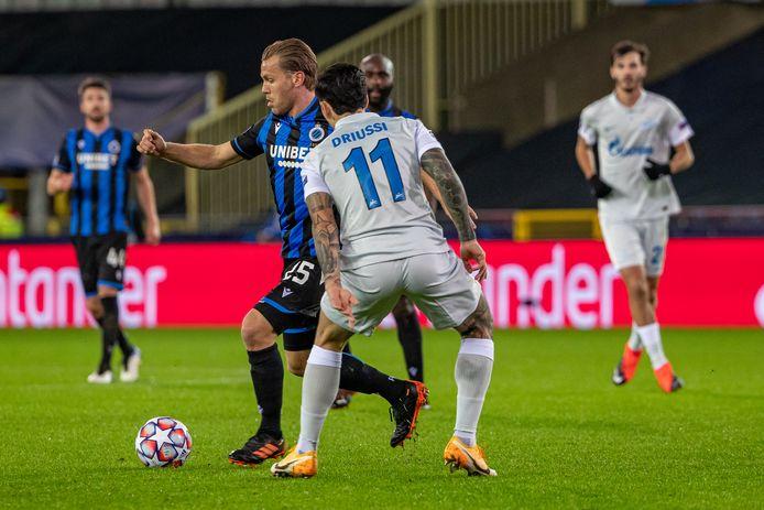 Ruud Vormer kan zich vanavond ten koste van Lazio voor de volgende ronde plaatsen.