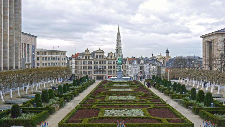 Het kopen van een woning in Brussel wordt op een andere manier gestimuleerd dan in Vlaanderen en Wallonië. Beeld Shutterstock